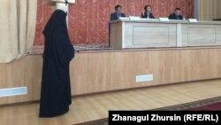 Фрагмент встречи депутата мажилиса Бахытбека Смагула и родителей актюбинских школьников. 9 января 2018 года.