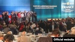 پیش از این همایش، بیانیهای با امضای شماری از مقامهای کشورهای اروپایی، آمریکایی و خاورمیانه منتشر شد