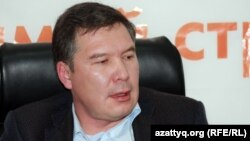 Kazakh opposition politician Serikzhan Mambetalin