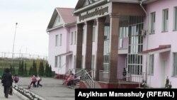 Одна из школ в Талгарском районе Алматинской области. 3 апреля 2013 года.
