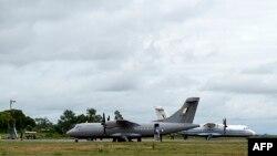 Самолет ВВС Мьянмы. Архивное фото