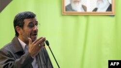 Ish-presidenti iranian, Mahmud Ahmadinejad