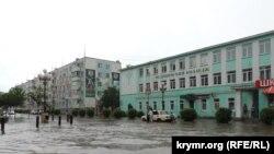 Злива в Керчі, ілюстраційне фото