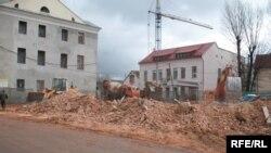 Многие из высоток были построены в Самаре бессистемно