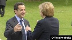 Николя Саркози намерен оживить отношения Франции с Германией, а значит, ему чаще предстоит встречаться с Ангелой Меркель