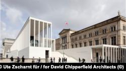 Главный вход на Музейный остров, Берлин