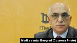 Esad Džudžević, foto: Medija centar Beograd