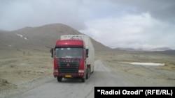 Большая часть китайской продукции завозится в Таджикистан через ГБАО