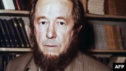 Александр Солженицын, 1975 год, Париж