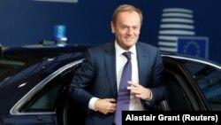 Presidenti i Këshillit Evropian, Donald Tusk