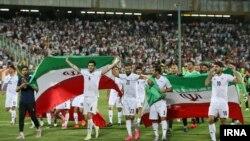 پیروزی ایران در برابر ازبکستان