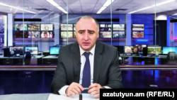 Глава Специальной следственной службы Сасун Хачатрян