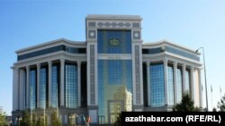 Türkmenistanyň Daşary ykdysadyýet banky, Aşgabat. 2010 ý.