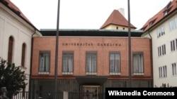 Universitatea Carolină la Praga
