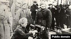 Лагерь смерти Освенцим. Снимает Кенан Кутуб-заде
