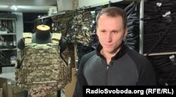 Олександр Довгий, член робочої групи з розробки бронежилетів при Міноборони України.