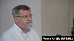 Pojedini svedoci na sudu izjavljivali da im je prećeno: Veran Matić