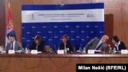 """Deo učesnika konferencije """"Srbija na putu tolerancije i nediskriminacije"""""""
