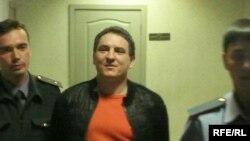 Алексей Соколов в здании суда