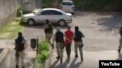 Архивска фотграфија - Полициска акција Ќелија за апсење осомничени дека војувале на странските боишта.