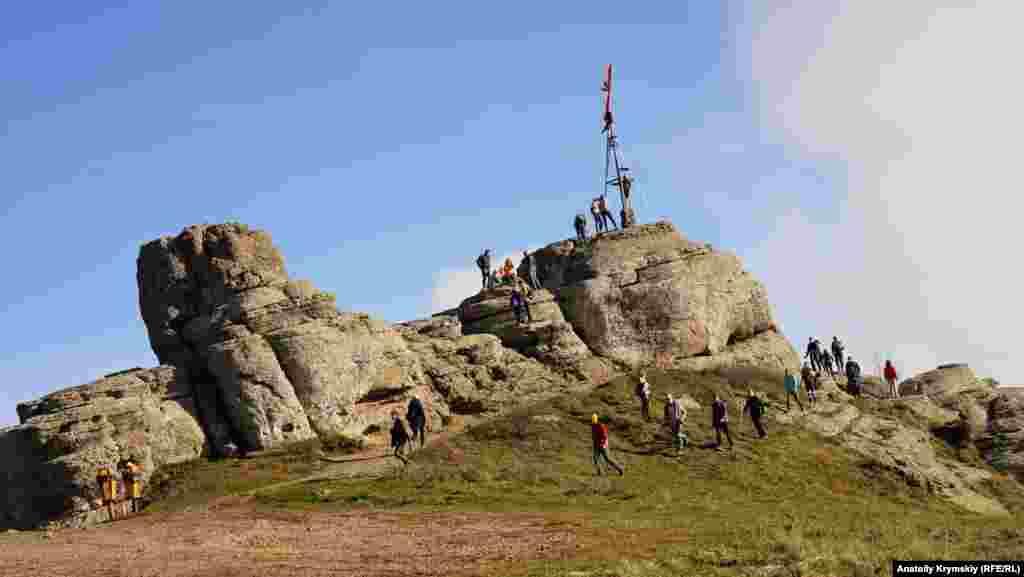 Cenübiy Demirciniñ öksekligi 1239 metr