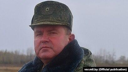 Палкоўнік Уладзіслаў Будзік, архіўнае фота