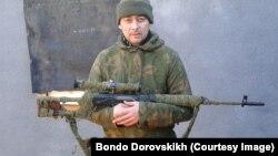 Бондо Доровских в Донбассе, 2014