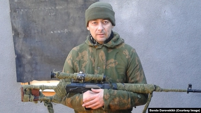 Bondo Dorovskikh has been gathering groups of like-minded Russians seeking to fight against Islamic State militants in Syria.