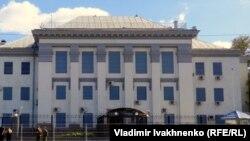 Посольство России в Киеве.