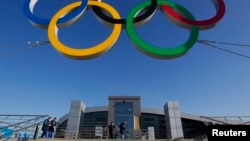 Олимпиадаға дайындық. Сочи, 24 желтоқсан 2013 жыл.