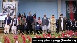 اعضای هیئت گفتوگو کننده صلح حکومت افغانستان با طالبان