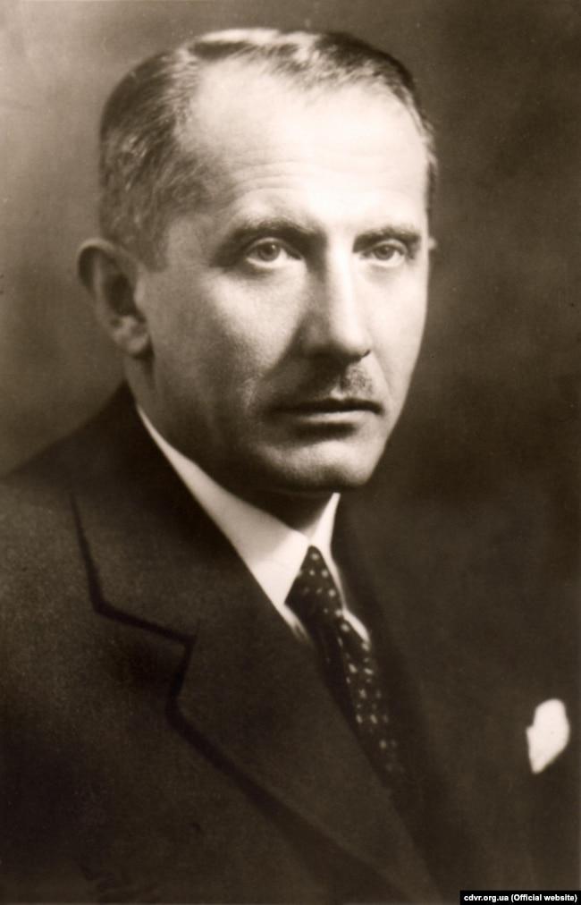 Євген Коновалець, Відень, весна 1938 рік (фото: Центр досліджень визвольного руху)