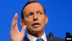 Прем'єр-міністр Австралії Тоні Еббот