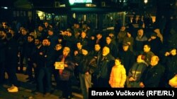 Protest u Kragujevcu 15. februara
