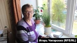 Клара Кызласова