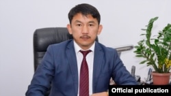 Экс-глава ФУГИ Болсунбек Казаков.