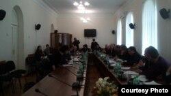 Сегодня парламент Абхазии принял во втором чтении поправку к Конституции, устанавливающую полный запрет на аборты, и ратифицировал Соглашение с Российской Федерацией об Объединенной группировке войск