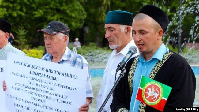 Айрат Шакиров дога кыла