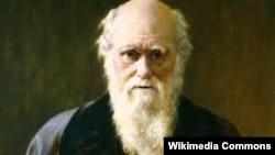 Çarlz Darwin.