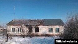 Дом, где 14 февраля погибли трое детей. Фото СУ СКР по Самарской области.