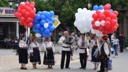 А есть ли праздник? День России в Крыму   Радио Крым.Реалии
