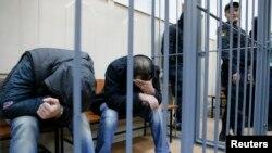 Фигуранты дела об убийстве Бориса Немцова в суде