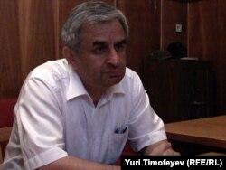 Один из лидеров оппозиции в Абхазии – бывший кандидат в президенты Рауль Хаджимба