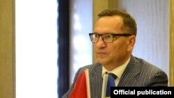 Посол України в Киргизстані Микола Дорошенко