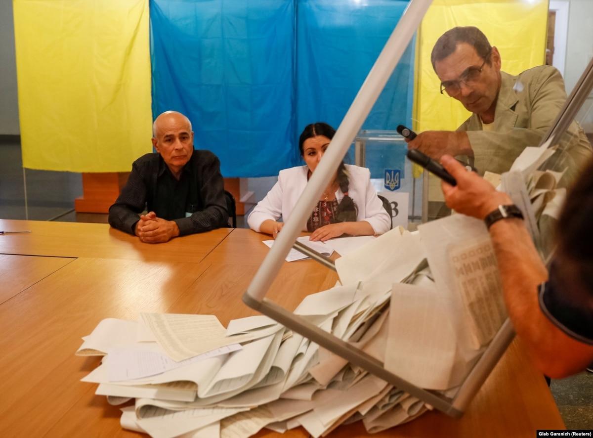 Выборы в Раду: сменился «бронзовый призер»