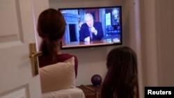 Baş nazir Boris Johnson xalqa müraciət edib