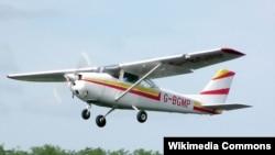 Самолет Cessna F172G