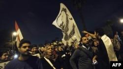 Protestni marš opozicije u Kairu