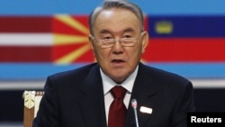Seventy-year-old President Nursultan Nazarbaev has already ruled Kazakhstan for more than 20 years.