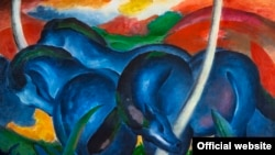"""O expoziție de excepție: """"Kandinsky, Marc & Der Blaue Reiter"""""""